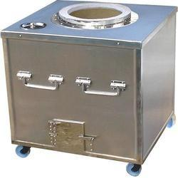 Stainless Steel Commercial Gas Tandoor