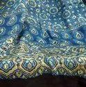 Ajrakh Dupatta Model & Muslim Silk