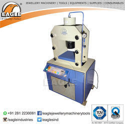 Gold Coin Embossing Machine