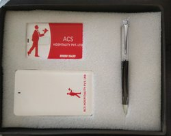 Promotional Gift Set, Packaging Type: Box