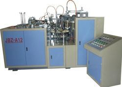 Paper Tea Cup Making Machine Jbz-a-12