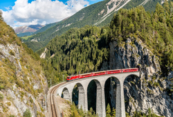Swiss Mountains and Rhine Falls Tour Packages Services