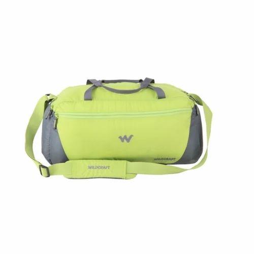 6e4938d6ca83 Wildcraft Packable Travel Duffle Bag Vagrant Green