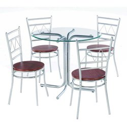 SMF SS Table Chair Set