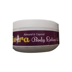 Rajvira Cosmetic Body Lotion and Cold Cream, Packaging Size: 500 G