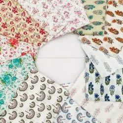 Wholesale Screen Printed Cotton Fabric
