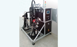 Two Component Dispensing Solution Machine