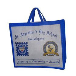 Rectangular Printed Non Woven Bag
