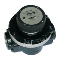 Aluminum Oval Gear Flow Meter