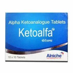 Ketoalfa Tablet