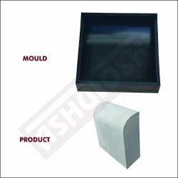 Round Kerb Stone Moulds - (Size: 300 x 300 x 100)