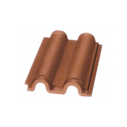 Clay Roof Bamboo Tiles