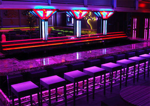 Halogen Bar And Lounge Led Light Type Of Lighting