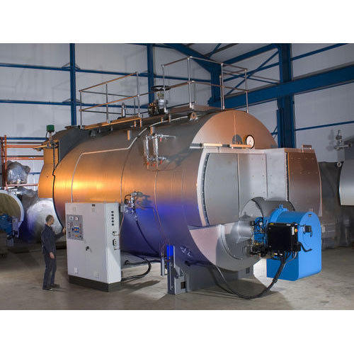 Industrial Stainless Steel Boiler at Rs 850000 /piece ...