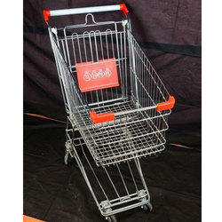 Iron Shopping Trolley
