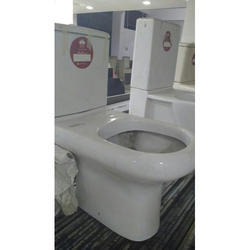 Sanitary Western Commode