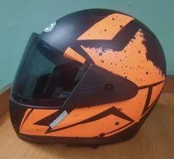 Youth Desi Style Full Face Helmet, Size: XL