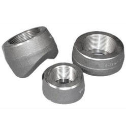 Stainless Steel Threadolet, Size: 1/8