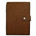 Brown Executive Note Book