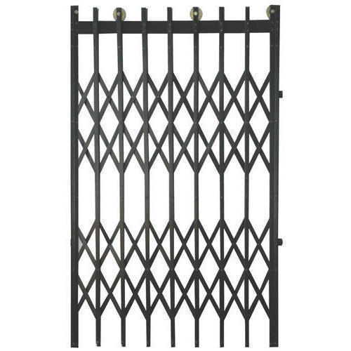 Aluminum Collapsible Gate at Rs 400 /square feet   Udhna   Surat ...