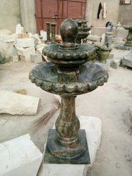 3 Feet Sandstone Garden Fountain