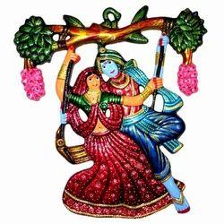 Meena Radha Krishna Hanging