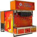 Mobile Soda Fountain Machine