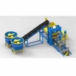 MS Fly Ash Bricks Making Machine