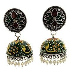 Jhumka Earring Set