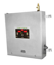 Medical Oxygen Gas Control Panel