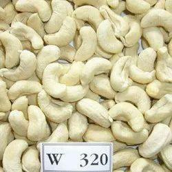 SLNE Raw Cashew Nut W320, Packaging Type: Tin, Pack Size: 10 kg