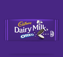 Cadbury Dairy Milk With Oreo Chocolate