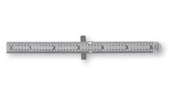 Stainless Steel Pocket Ruler