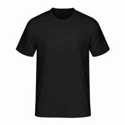 Plain Cotton Round Neck T Shirt