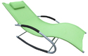 Rocking Chair - Knocked Down-Green