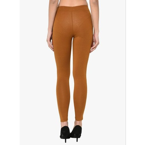 12ac4c55a2357b Amaya Camel Cotton Ankle Length Leggings, Rs 220 /piece, Mahalaxmi ...