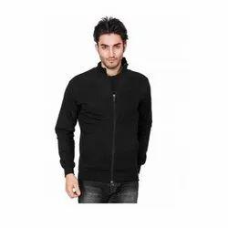 Full Black Sweat Shirt For Male