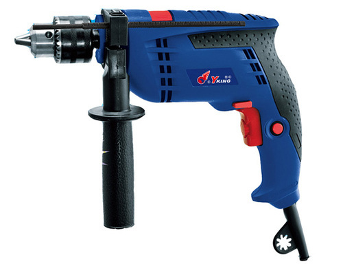 YKing Impact Drill Machine 13mm 2323-B, Speed : 0-2800 Rpm