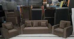Msr Wooden Sofa Set, For Home, Bedroom