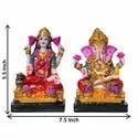 Laxmi-Ganesha Statue