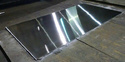 Mirror Finish Stainless Steel Sheet