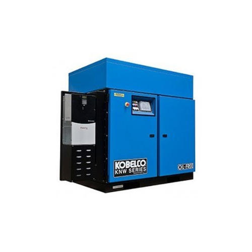 Kobelco Oil Free Rotary Screw Compressor