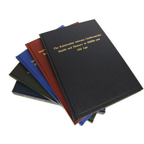 Notebook binding services