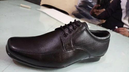 Formal Black Men Office Shoes