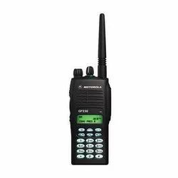 motorola gp 338 walkie talkie