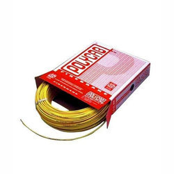 Polycab Electrical Wire, Thickness: 0.7 Mm