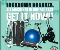 Personal Fitness Multi Home Gyms