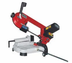 Rong Fu Small One Way Swivel Manual Band Saw, For Metal Cutting, Model Name/Number: RF-125