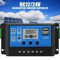 Solar Charge Controller 10A