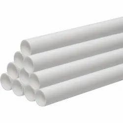 White Hardtube UPVC Plumbing Pipe, Length: 6m